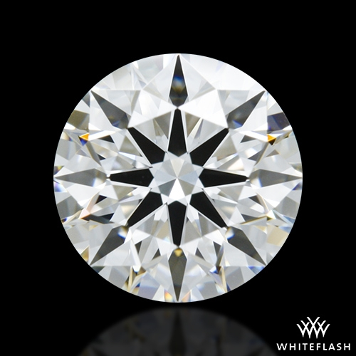 1.307 ct D VS1 A CUT ABOVE® Hearts and Arrows Super Ideal Round Cut Loose Diamond