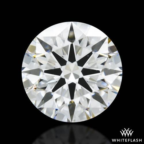 0.751 ct E VVS2 A CUT ABOVE® Hearts and Arrows Super Ideal Round Cut Loose Diamond