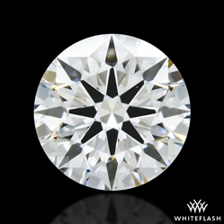 0.751 ct E VVS2 A CUT ABOVE® Hearts and Arrows Super Ideal Round Cut Loose Diamond