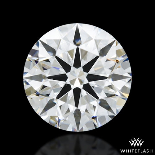 1.05 ct D VS2 A CUT ABOVE® Hearts and Arrows Super Ideal Round Cut Loose Diamond