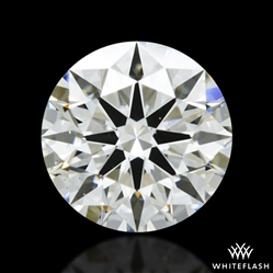 1.09 ct J VS2 A CUT ABOVE® Hearts and Arrows Super Ideal Round Cut Loose Diamond