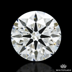 2.321 ct G SI1 A CUT ABOVE® Hearts and Arrows Super Ideal Round Cut Loose Diamond