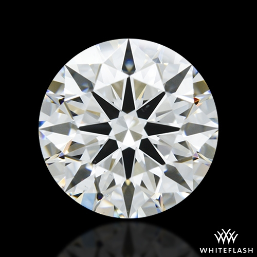 2.17 ct F VS2 A CUT ABOVE® Hearts and Arrows Super Ideal Round Cut Loose Diamond
