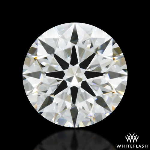 0.73 ct F VS2 A CUT ABOVE® Hearts and Arrows Super Ideal Round Cut Loose Diamond