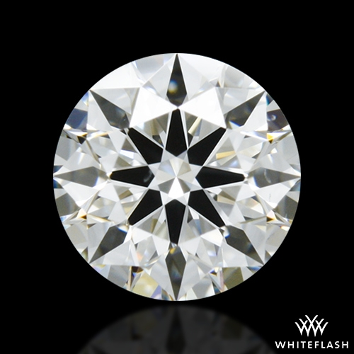 0.702 ct G VS2 A CUT ABOVE® Hearts and Arrows Super Ideal Round Cut Loose Diamond