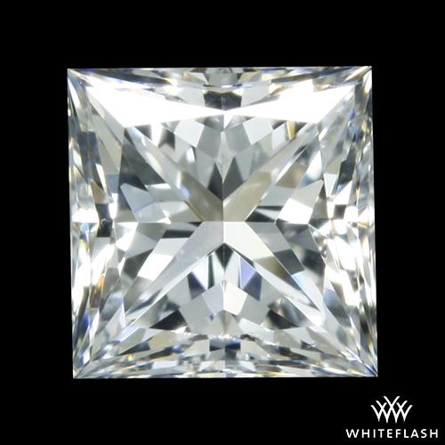 1.217 ct J VS1 A CUT ABOVE® Princess Super Ideal Cut Diamond