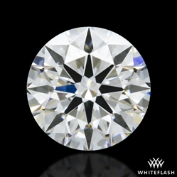 0.53 ct G VS2 A CUT ABOVE® Hearts and Arrows Super Ideal Round Cut Loose Diamond