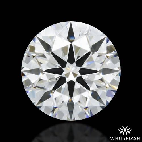 0.604 ct F SI1 Expert Selection Round Cut Loose Diamond