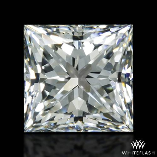 0.513 ct H VS1 A CUT ABOVE® Princess Super Ideal Cut Diamond