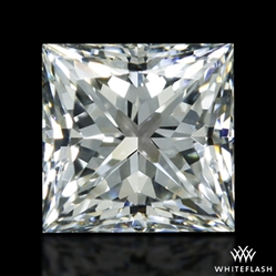 0.513 ct H VS1 A CUT ABOVE® Princess Super Ideal Cut Diamond