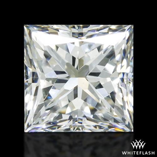 0.662 ct H VS1 A CUT ABOVE® Princess Super Ideal Cut Diamond