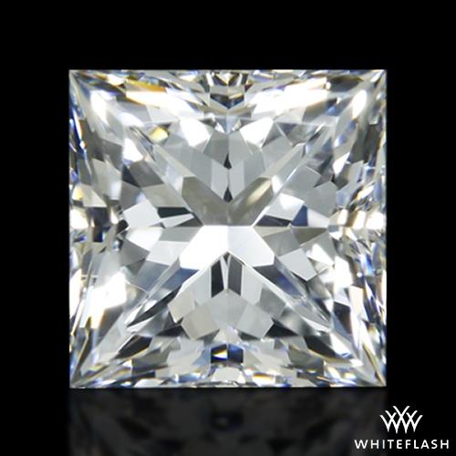 0.726 ct D VS1 A CUT ABOVE® Princess Super Ideal Cut Diamond