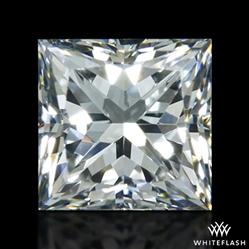 0.82 ct H VS1 A CUT ABOVE® Princess Super Ideal Cut Diamond
