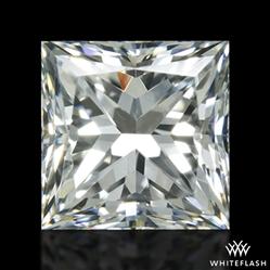 0.858 ct H VS1 A CUT ABOVE® Princess Super Ideal Cut Diamond