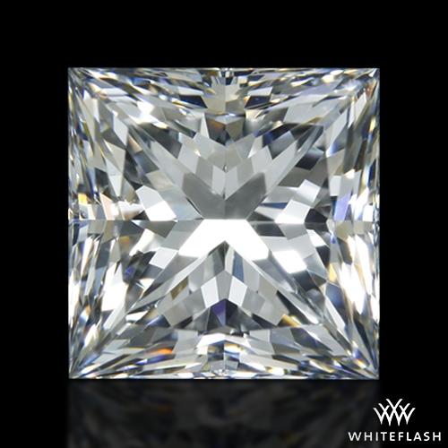 0.917 ct G VS2 A CUT ABOVE® Princess Super Ideal Cut Diamond
