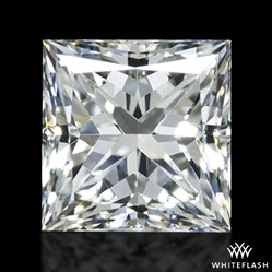 1.016 ct J VS1 A CUT ABOVE® Princess Super Ideal Cut Diamond