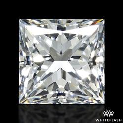 1.526 ct F VVS1 A CUT ABOVE® Princess Super Ideal Cut Diamond