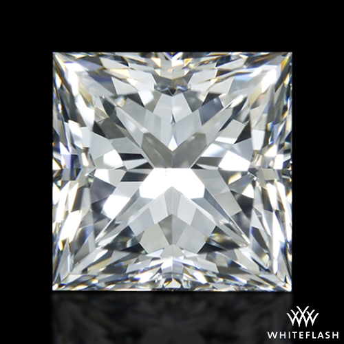 1.617 ct H VS2 A CUT ABOVE® Princess Super Ideal Cut Diamond