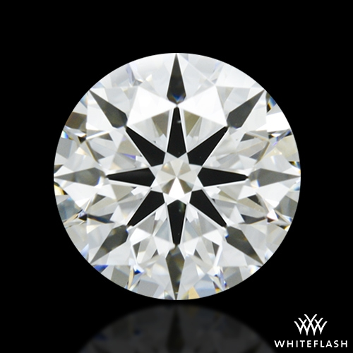 1.298 ct I VS2 A CUT ABOVE® Hearts and Arrows Super Ideal Round Cut Loose Diamond