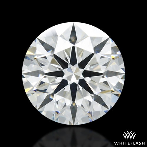 1.448 ct H VS2 A CUT ABOVE® Hearts and Arrows Super Ideal Round Cut Loose Diamond