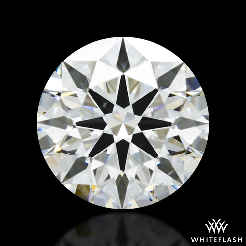 1.67 ct I VS2 A CUT ABOVE® Hearts and Arrows Super Ideal Round Cut Loose Diamond