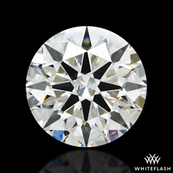 1.672 ct H SI1 A CUT ABOVE® Hearts and Arrows Super Ideal Round Cut Loose Diamond