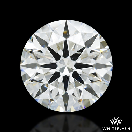 1.875 ct I SI1 A CUT ABOVE® Hearts and Arrows Super Ideal Round Cut Loose Diamond