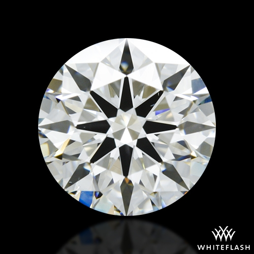 1.892 ct H SI1 A CUT ABOVE® Hearts and Arrows Super Ideal Round Cut Loose Diamond