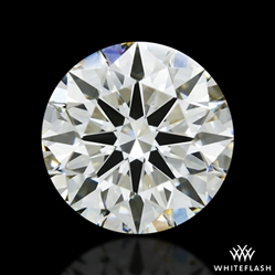 1.898 ct I VS2 A CUT ABOVE® Hearts and Arrows Super Ideal Round Cut Loose Diamond