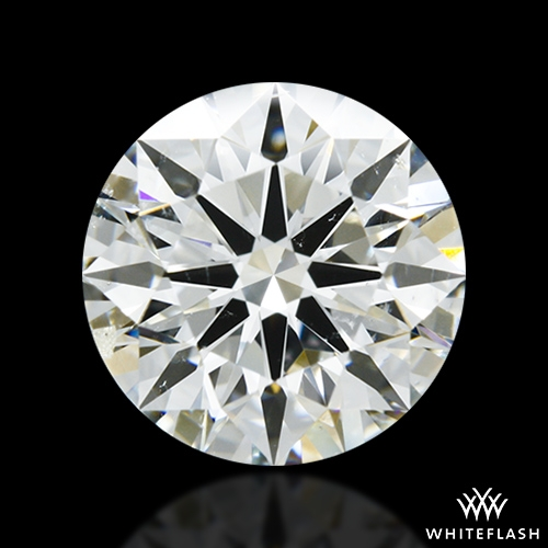 2.101 ct I SI2 Premium Select Round Cut Loose Diamond