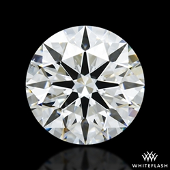 2.195 ct F VS2 A CUT ABOVE® Hearts and Arrows Super Ideal Round Cut Loose Diamond