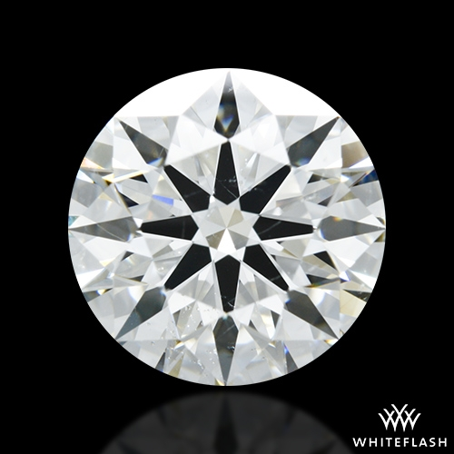 2.80 ct H SI1 Expert Selection Round Cut Loose Diamond