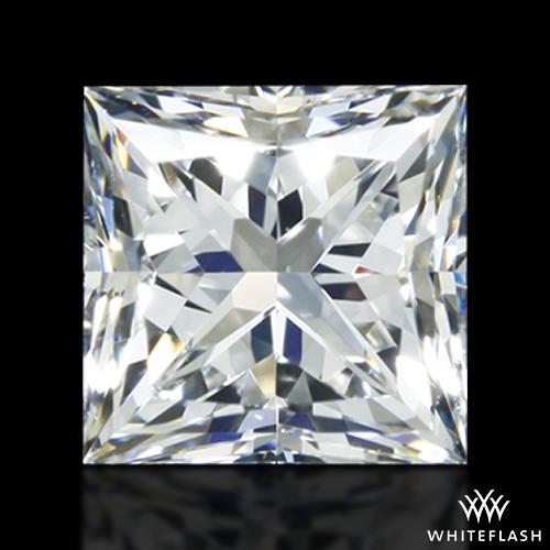 0.604 ct G VS1 A CUT ABOVE® Princess Super Ideal Cut Diamond