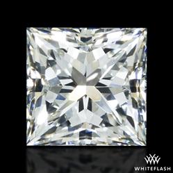 0.733 ct G SI1 A CUT ABOVE® Princess Super Ideal Cut Diamond