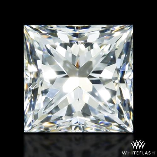 0.534 ct F VS1 A CUT ABOVE® Princess Super Ideal Cut Diamond