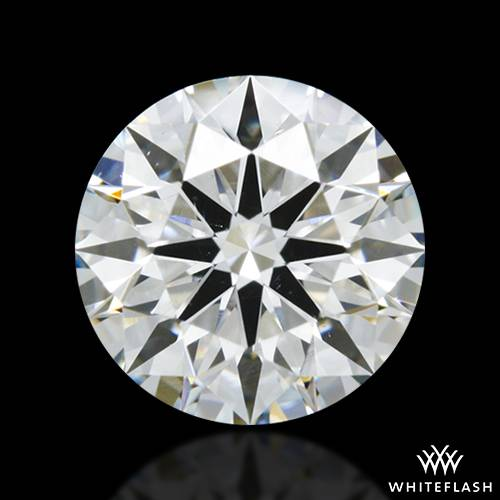 0.76 ct G VS2 A CUT ABOVE® Hearts and Arrows Super Ideal Round Cut Loose Diamond