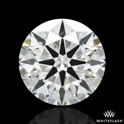 0.728 ct G VS2 A CUT ABOVE® Hearts and Arrows Super Ideal Round Cut Loose Diamond