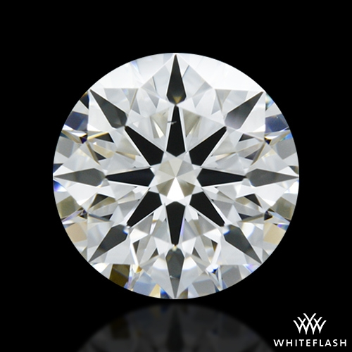 0.89 ct G VS2 A CUT ABOVE® Hearts and Arrows Super Ideal Round Cut Loose Diamond