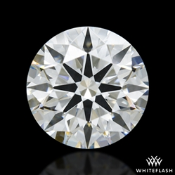 0.892 ct H VS2 A CUT ABOVE® Hearts and Arrows Super Ideal Round Cut Loose Diamond