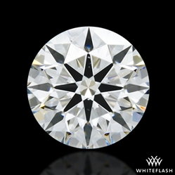 0.915 ct F VS2 A CUT ABOVE® Hearts and Arrows Super Ideal Round Cut Loose Diamond