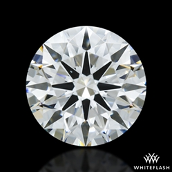 1.134 ct G VS2 A CUT ABOVE® Hearts and Arrows Super Ideal Round Cut Loose Diamond