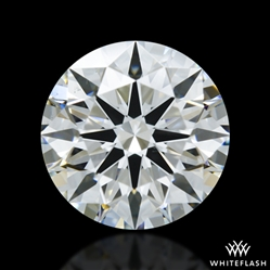 1.09 ct H VS2 A CUT ABOVE® Hearts and Arrows Super Ideal Round Cut Loose Diamond