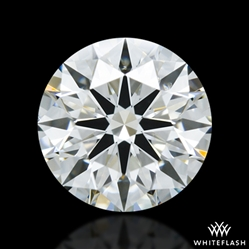 1.035 ct I VS2 A CUT ABOVE® Hearts and Arrows Super Ideal Round Cut Loose Diamond