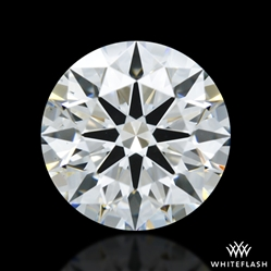 1.293 ct H VS2 A CUT ABOVE® Hearts and Arrows Super Ideal Round Cut Loose Diamond