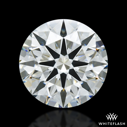 1.224 ct I VS2 A CUT ABOVE® Hearts and Arrows Super Ideal Round Cut Loose Diamond