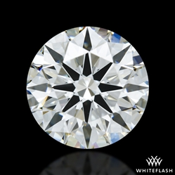 1.301 ct I VS1 A CUT ABOVE® Hearts and Arrows Super Ideal Round Cut Loose Diamond