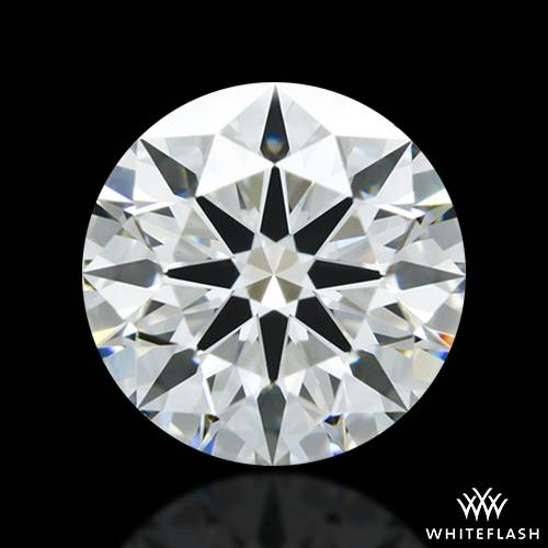 1.30 ct I VS1 A CUT ABOVE® Hearts and Arrows Super Ideal Round Cut Loose Diamond