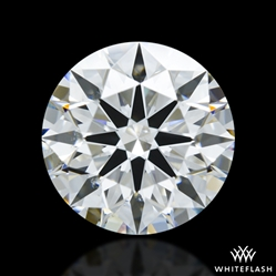 1.525 ct G SI1 A CUT ABOVE® Hearts and Arrows Super Ideal Round Cut Loose Diamond