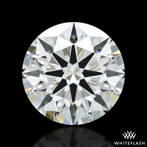 1.552 ct I VS2 A CUT ABOVE® Hearts and Arrows Super Ideal Round Cut Loose Diamond