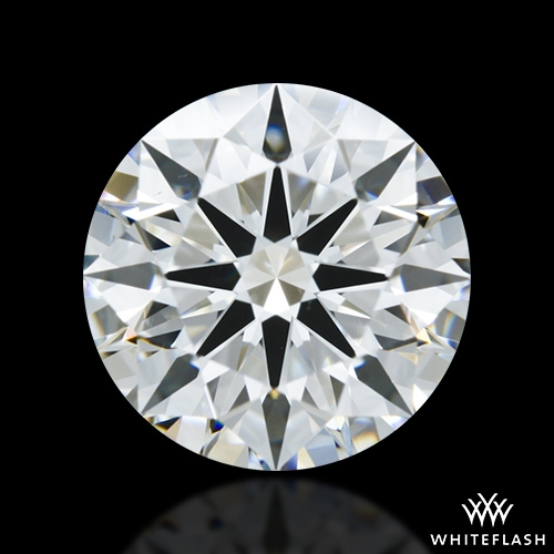 1.544 ct I VS2 A CUT ABOVE® Hearts and Arrows Super Ideal Round Cut Loose Diamond